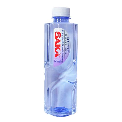 nước uống saka 555