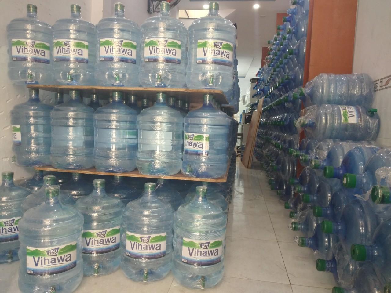 đại lý nước Vihawa Thành Long Water